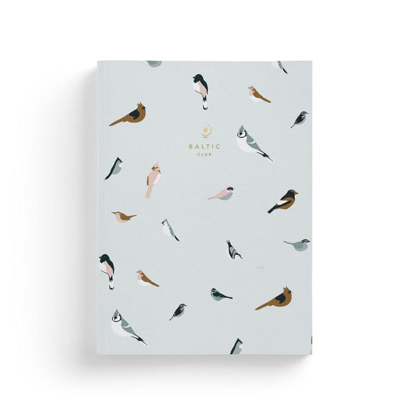 Baltic Club - Canadian Birds Notebook