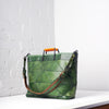 Origami XL Work Tote - Hunter Green