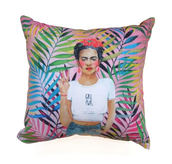 Jo Lee - Frida Pillow Large