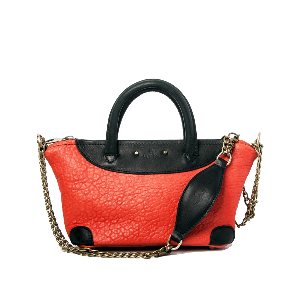 Journey Mini Tote - Tangerine