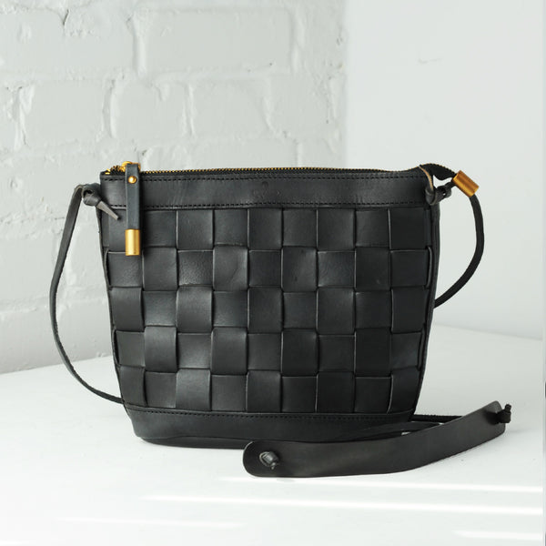 Venture Cross-body Bag - Black