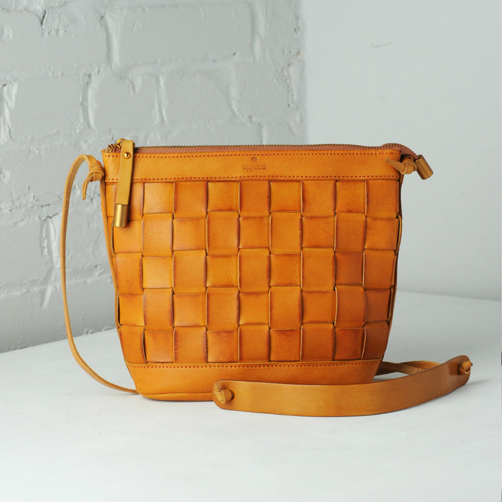 Venture Cross-body - Fawn