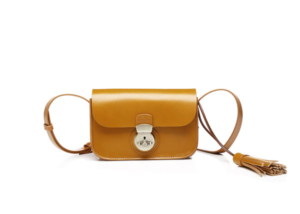 Vive Mini Crossbody Bag - Mango