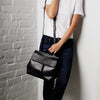 Zen Convertible Tote / Backpack - Black