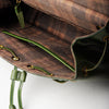 Zen Convertible Tote / Backpack - Olive