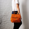 Zen Convertible Tote / Backpack - Apricot