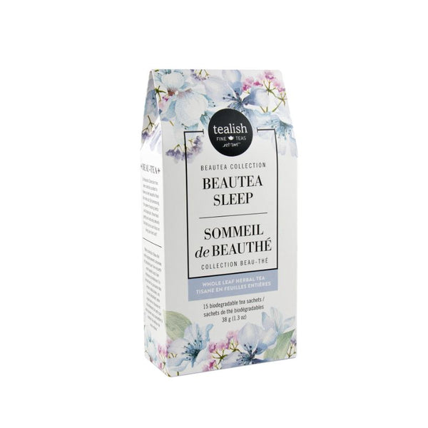 Tealish - Beautea Sleep (Herbal Tea Sachets)