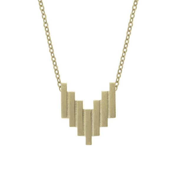 PRYSM - Emerson Necklace Gold