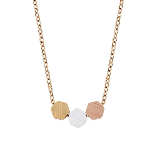 PRYSM - Lori Necklace Gold