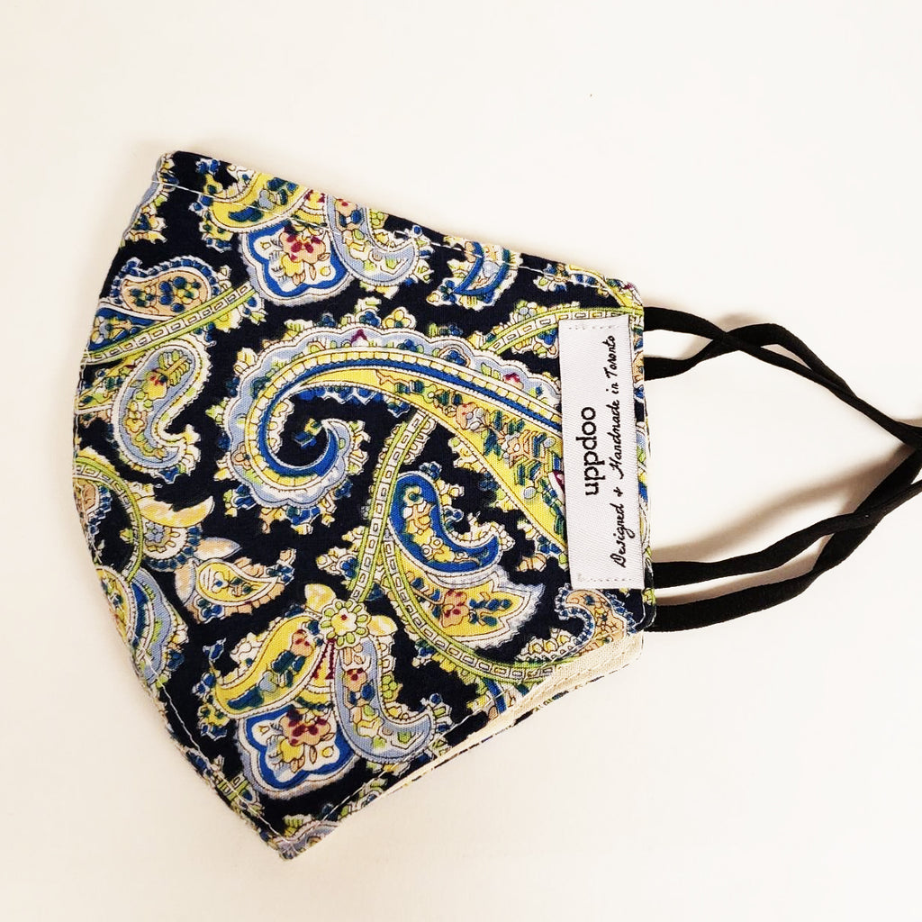 Non-medical Adult Mask - Paisley
