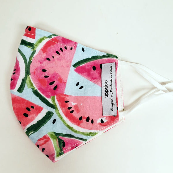Non-medical Adult Mask - Watermelon