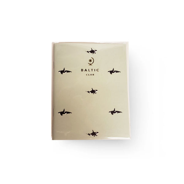 Baltic Club - Orca Pocket Notebook