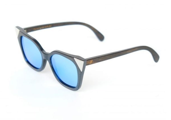 Amevie Sunglasses - Paris Blue