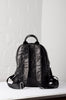 'Journey' Crumpled  Leather Backpack - Small