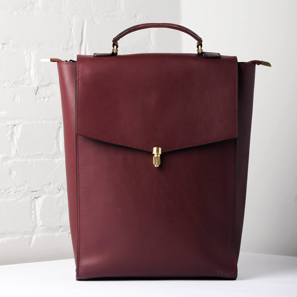 Voyage XL Backpack - Bordeaux