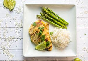 Healthy Living | Men | Cilantro Lime Chicken