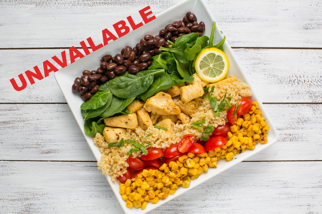 Healthy Living | Women | Mexican Chicken and Quinoa Salad