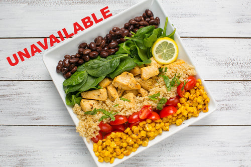 FTDI | Women | Mexican Chicken and Quinoa Salad