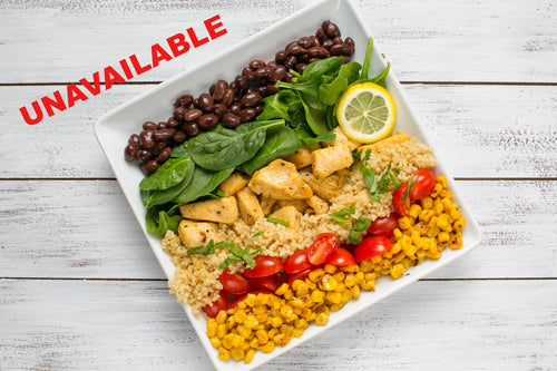 FTDI | Men | Mexican Chicken and Quinoa Salad