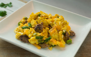 KETO Breakfast | Men | Breakfast Scramble