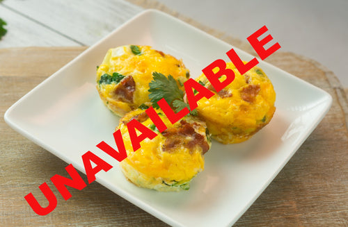 KETO Breakfast | Women | Egg Muffins