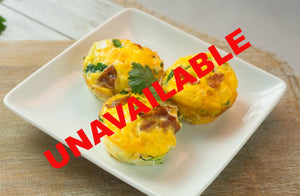 KETO Breakfast | Men | Egg Muffins