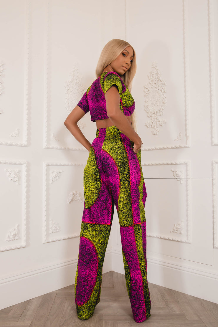 Miami Trouser Set