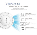 Airbot KK8 Robotic Vacuum Cleaner 1500Pa 60min Runtime Smart Mapping Wet Mopping Sweeping with 1500mAh Battery