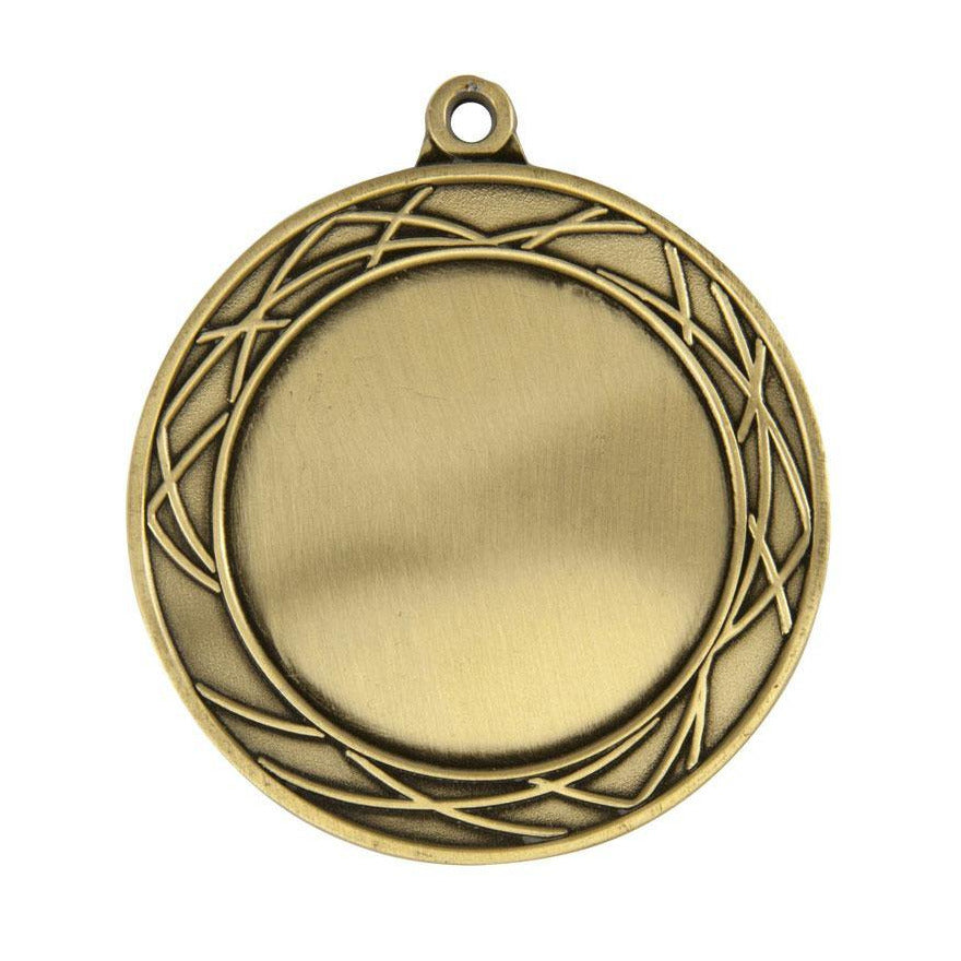 Super Heavyweight Contemporary Medal freeshipping - The Trophy Superstore