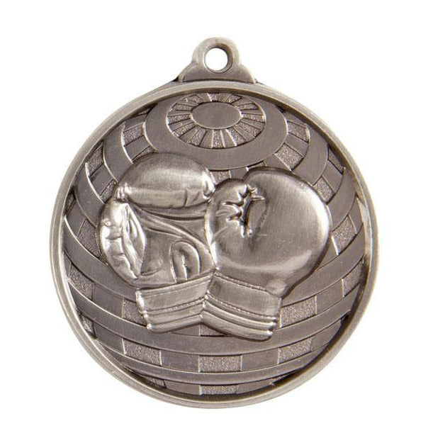 Global Series Boxing Medal freeshipping - The Trophy Superstore
