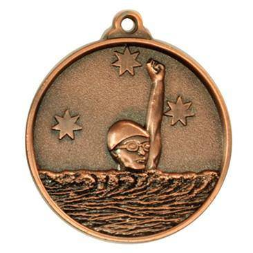 Winner Swimming Medals