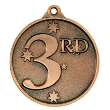 Southern Cross Place Medals freeshipping - The Trophy Superstore