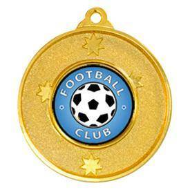 Generic Southern Cross Gold Medal - 50mm - The Trophy Superstore