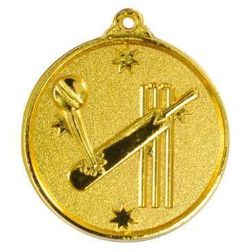 Southern Cross Cricket Medal - 50mm - The Trophy Superstore