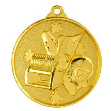 Surf Lifesaving Southern Cross Gold Medal - 50mm - The Trophy Superstore