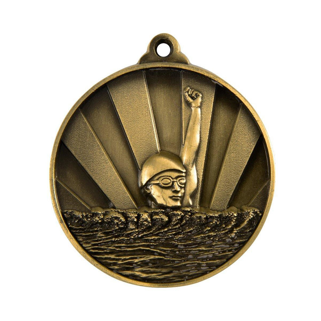 Vortex Swimming Medals