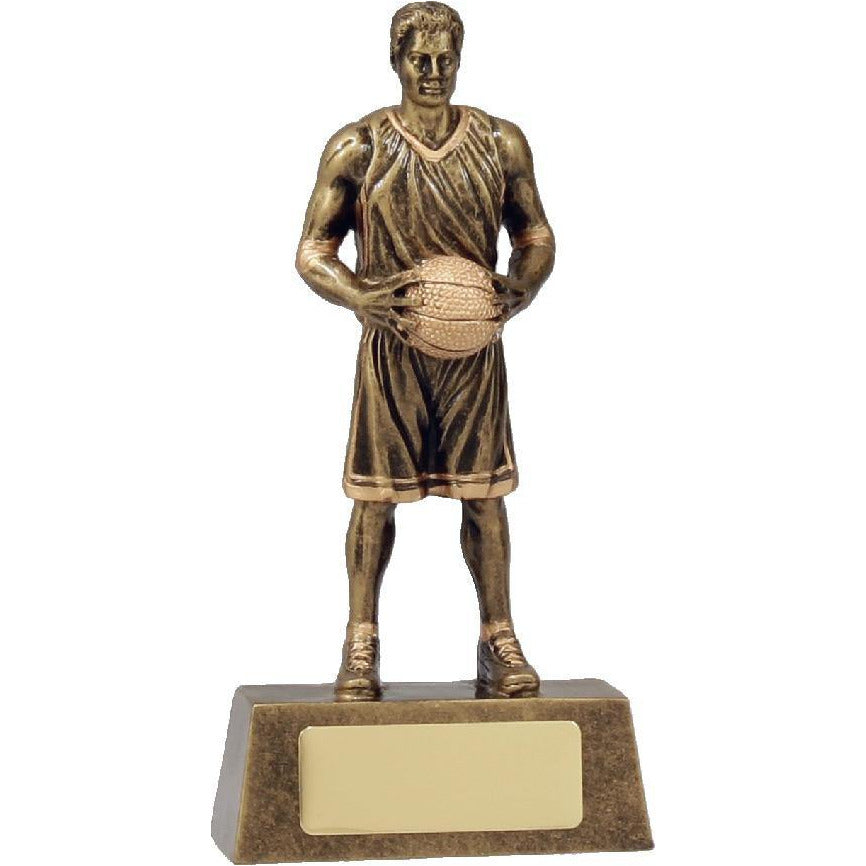 Hero Series Male Basketball Trophy