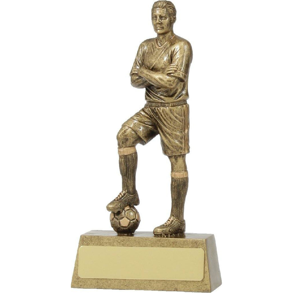 Hero Series Male Football Trophy