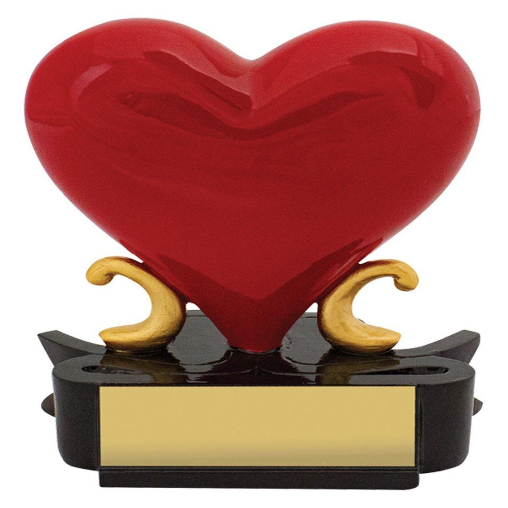 Beating Heart Trophy freeshipping - The Trophy Superstore