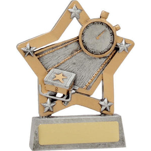 Swimming Mini Star Award freeshipping - The Trophy Superstore
