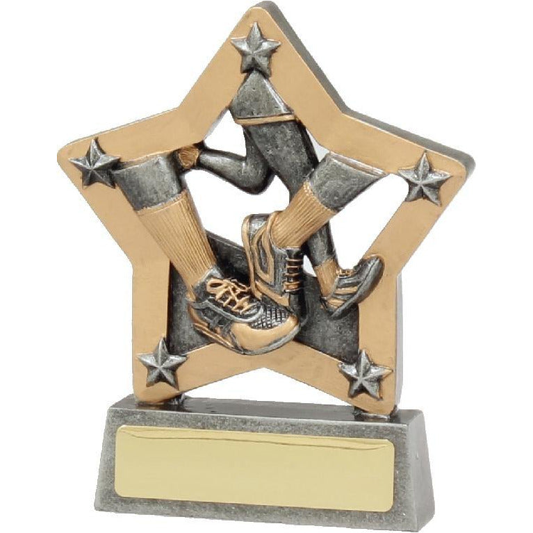 Athletics Mini Star Award freeshipping - The Trophy Superstore