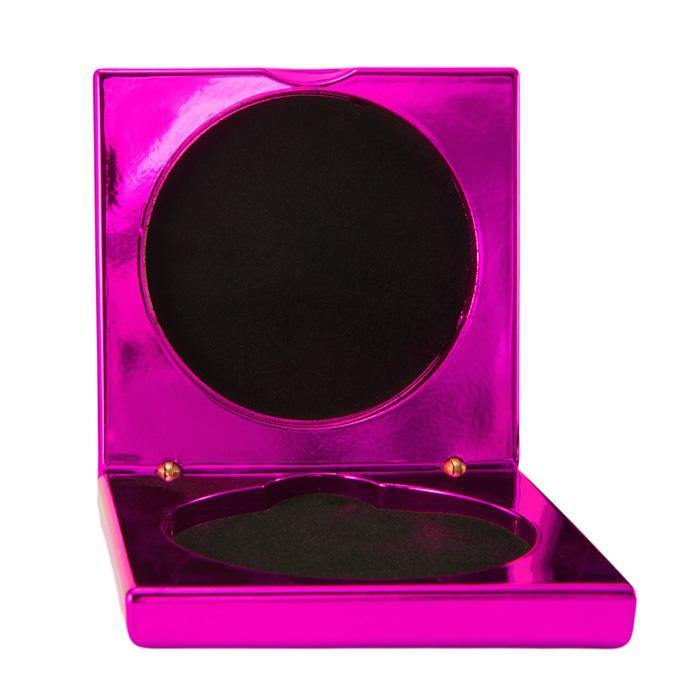 Metallic Pink Medal Cases