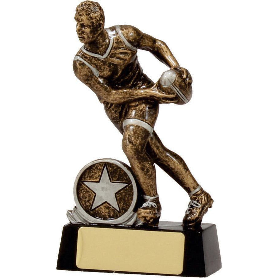 Starstruck Series Male Touch Trophy freeshipping - The Trophy Superstore
