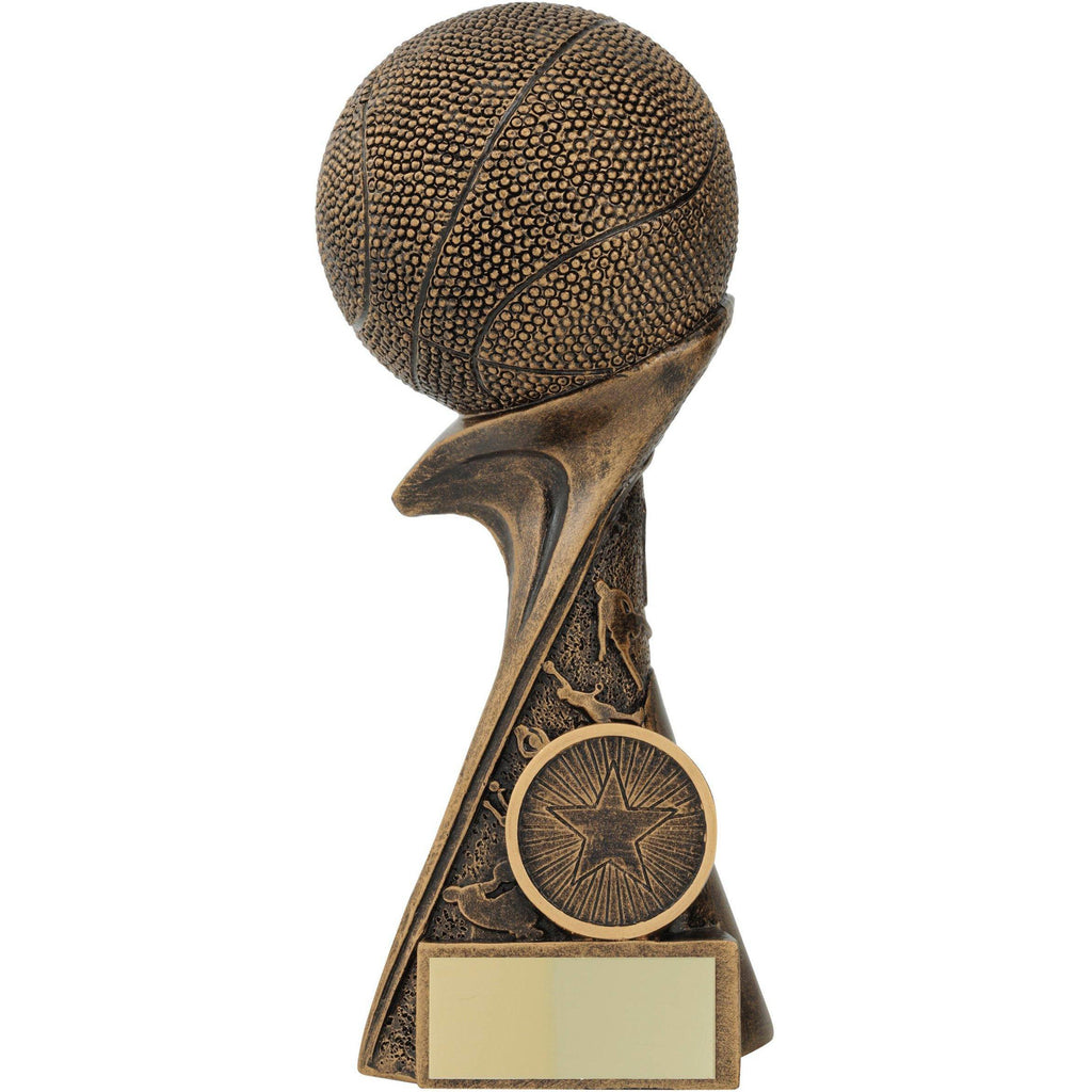 Pinnacle Basketball Trophy