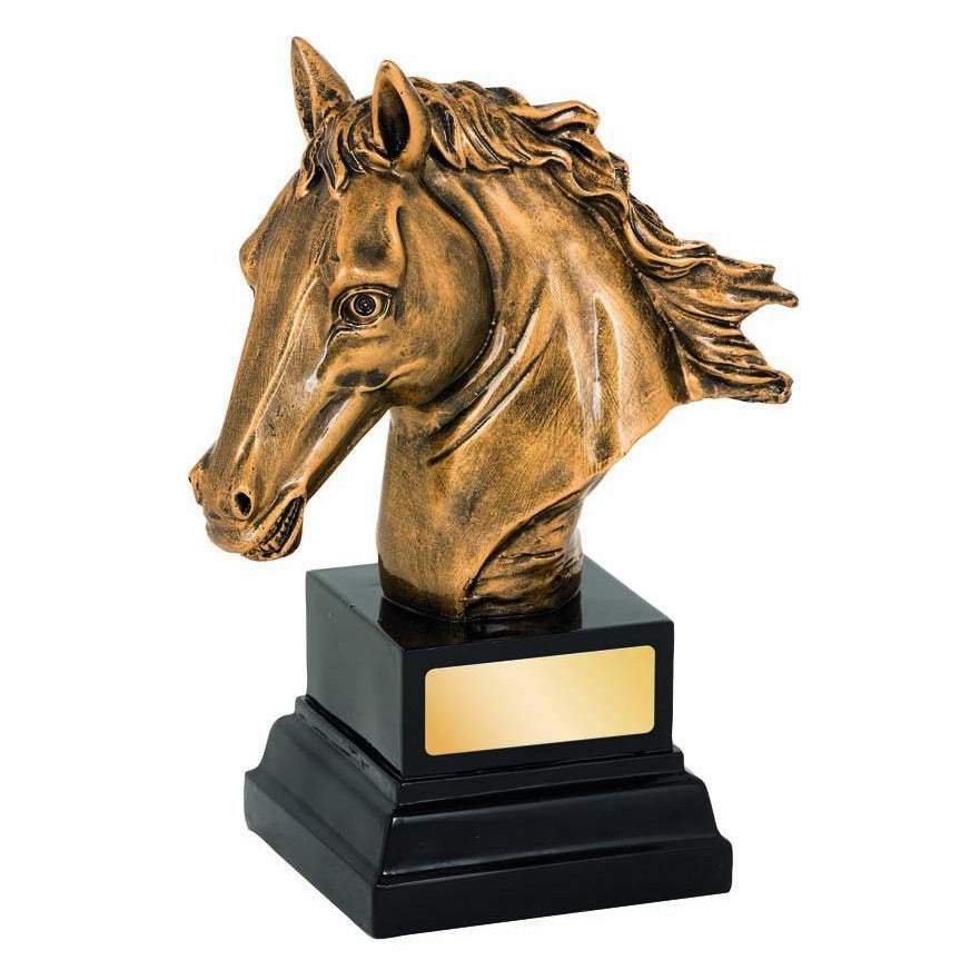 Resin Horse Head freeshipping - The Trophy Superstore