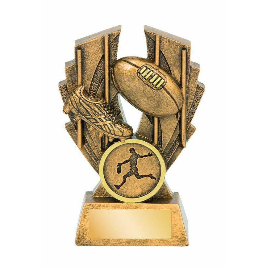 Hawk Series AFL Trophy, available in three sizes - The Trophy Superstore