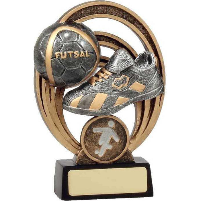 Halo Futsal Theme - 130mm - The Trophy Superstore