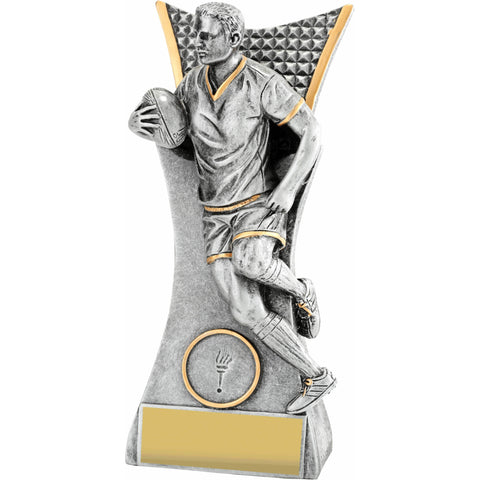 Vanguard Series Male Rugby Trophy freeshipping - The Trophy Superstore