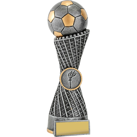 Spiral Tower Series Football Trophy freeshipping - The Trophy Superstore