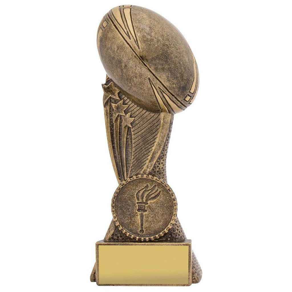 Rugby Star Champion Series Rugby Trophy